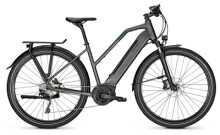E-Bike Raleigh KENT 10 XXL diamondblack Trapez