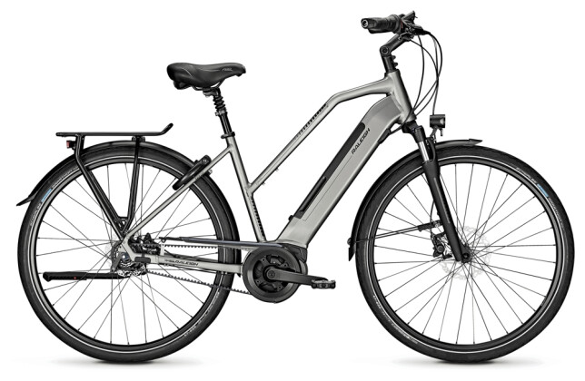 E-Bike Raleigh BRISTOL PREMIUM steelgrey Trapez 2020