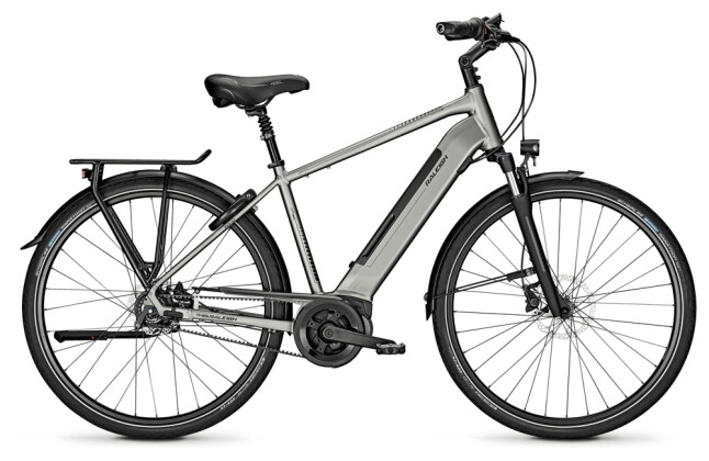 E-Bike Raleigh BRISTOL PREMIUM steelgrey Diamant 2020