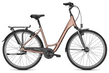 Citybike Raleigh CHESTER 8 pecanbrown Wave