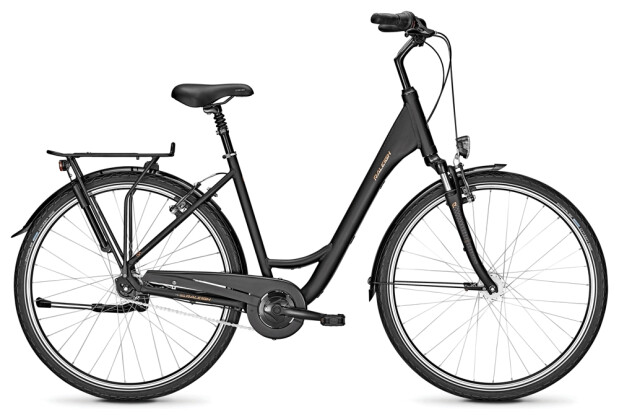 Citybike Raleigh CHESTER 7 magicblack Wave 2020