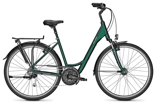 Trekkingbike Raleigh CHESTER 27 kombugreen Wave 2020