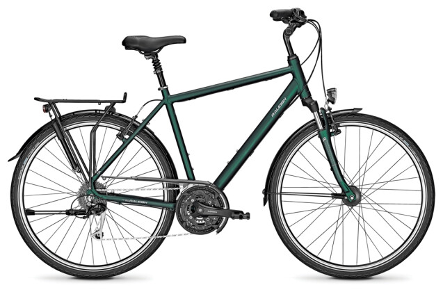 Trekkingbike Raleigh CHESTER 27 kombugreen Diamant 2020