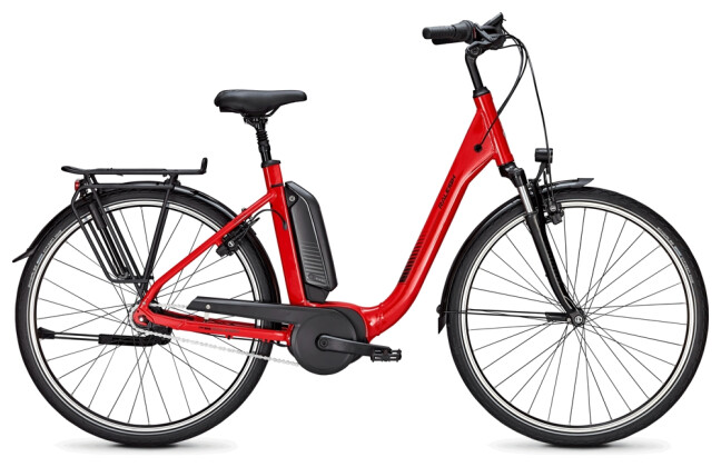 E-Bike Raleigh KINGSTON 7 EDITION firered Comfort 2020
