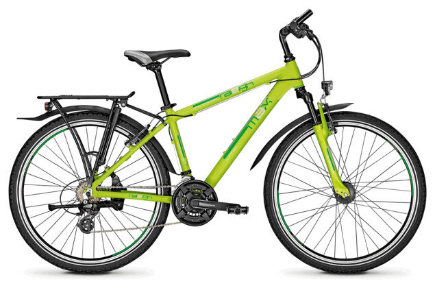 Kinder / Jugend Raleigh FUNMAX limegreen Diamant 2020