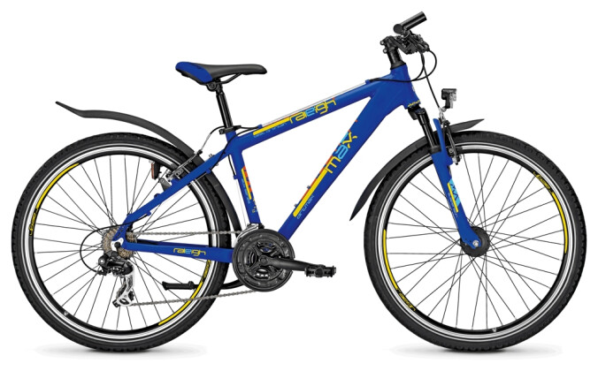 Kinder / Jugend Raleigh DIRTMAX deepblue Diamant 2020