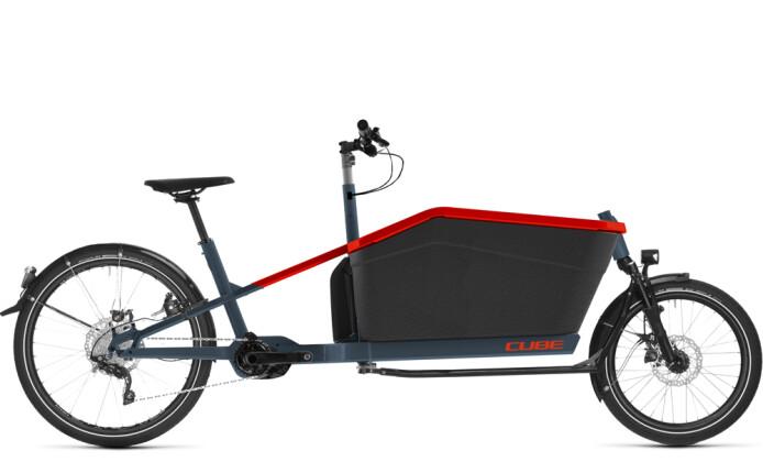 E-Bike Cube Cargo Sport Dual Hybrid 2020