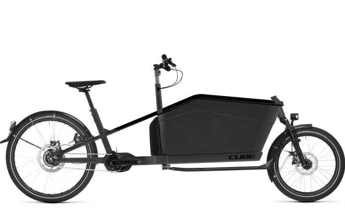 E-Bike Cube Cargo Dual Hybrid 2020