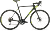 Rennrad Cube Cross Race C:62 Pro carbon´n´green