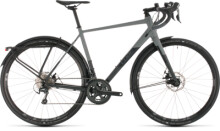 Race Cube Nuroad Pro FE grey´n´black