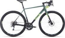 Race Cube Nuroad Pro black´n´sharpgreen