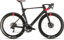 Race Cube Litening C:68X SL carbon´n´red