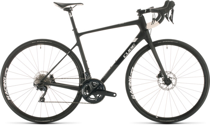 Rennrad Cube Attain GTC SL carbon´n´white 2020