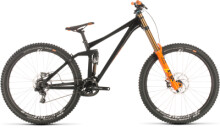 Mountainbike Cube TWO15 SL black´n´orange