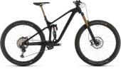 Mountainbike Cube Stereo 170 SL 29 black anodized