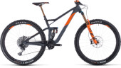 Mountainbike Cube Stereo 150 C:68 TM 29 grey´n´orange