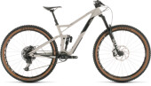 Mountainbike Cube Stereo 150 C:62 Race 29 grey´n´carbon