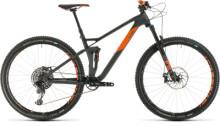 Mountainbike Cube Stereo 120 HPC TM 29 grey´n´orange