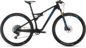 Mountainbike Cube AMS 100 C:68 SLT 29 carbon´n´blue