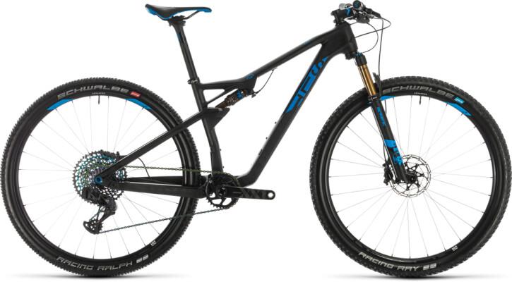Mountainbike Cube AMS 100 C:68 SLT 29 carbon´n´blue 2020