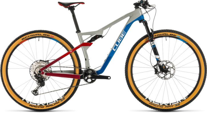 Mountainbike Cube AMS 100 C:68 SL 29 teamline 2020