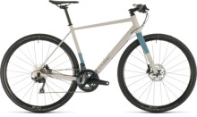 Urban-Bike Cube SL Road SL grey´n´blue