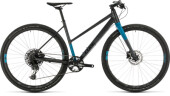 Urban-Bike Cube SL Road Pro iridium´n´blue