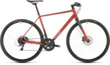 Urban-Bike Cube SL Road red´n´grey