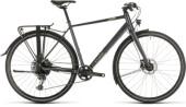 Trekkingbike Cube Travel Sport iridium´n´green