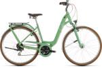 Citybike Cube Ella Ride green´n´cream