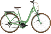 Citybike Cube Ella Ride green´n´cream