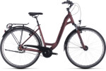 Citybike Cube Town Pro red´n´black