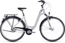 Citybike Cube Town Pro grey´n´white