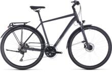 Trekkingbike Cube Touring EXC iridium´n´silver
