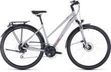 Trekkingbike Cube Touring Pro grey´n´orange