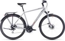 Trekkingbike Cube Touring Pro grey´n´orange