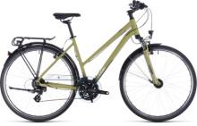Trekkingbike Cube Touring green´n´white