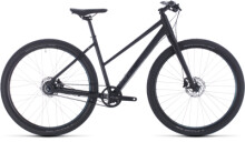 Urban-Bike Cube Hyde Pro black´n´blue