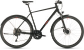 Urban-Bike Cube Nature EXC Allroad black´n´red