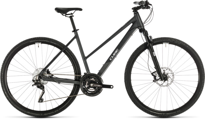 Crossbike Cube Cross EXC iridium´n´white 2020