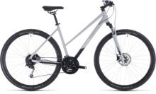 Urban-Bike Cube Nature Pro grey´n´white