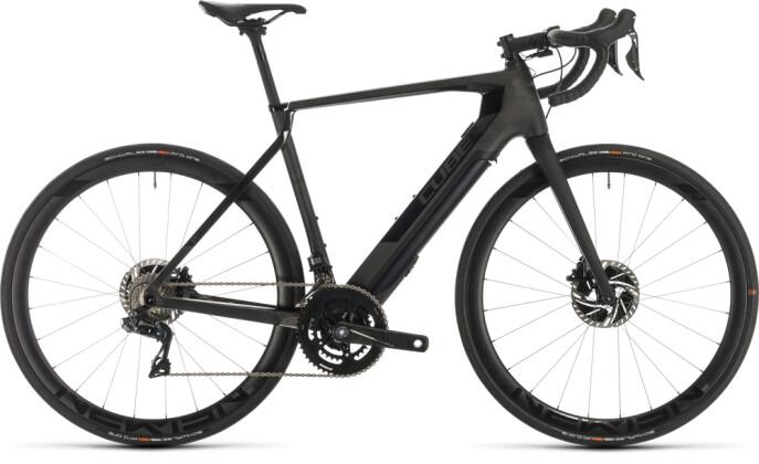 E-Bike Cube Agree Hybrid C:62 SLT black edition 2020