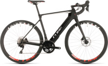 e-Rennrad Cube Agree Hybrid C:62 Race carbon´n´white