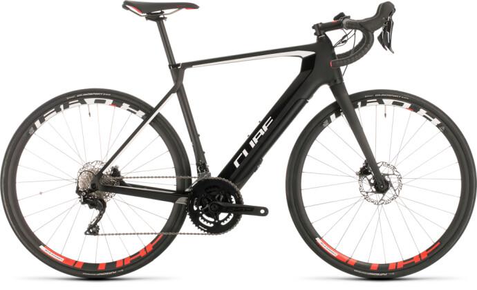 E-Bike Cube Agree Hybrid C:62 Race carbon´n´white 2020