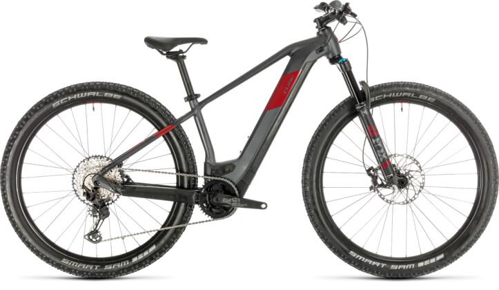 E-Bike Cube Access Hybrid SLT 625 29 iridium´n´deepred 2020