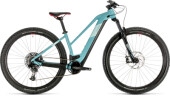E-Bike Cube Access Hybrid SL 625 29 blue´n´coral