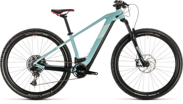 E-Bike Cube Access Hybrid SL 625 29 blue´n´coral 2020