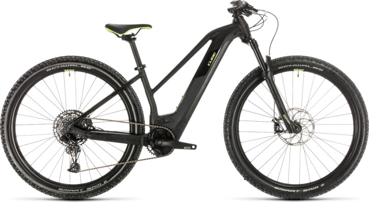 E-Bike Cube Access Hybrid SL 625 29 black´n´green 2020