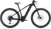 E-Bike Cube Access Hybrid SL 625 29 black´n´green