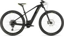 E-Bike Cube Access Hybrid SL 625 29 black´n´green